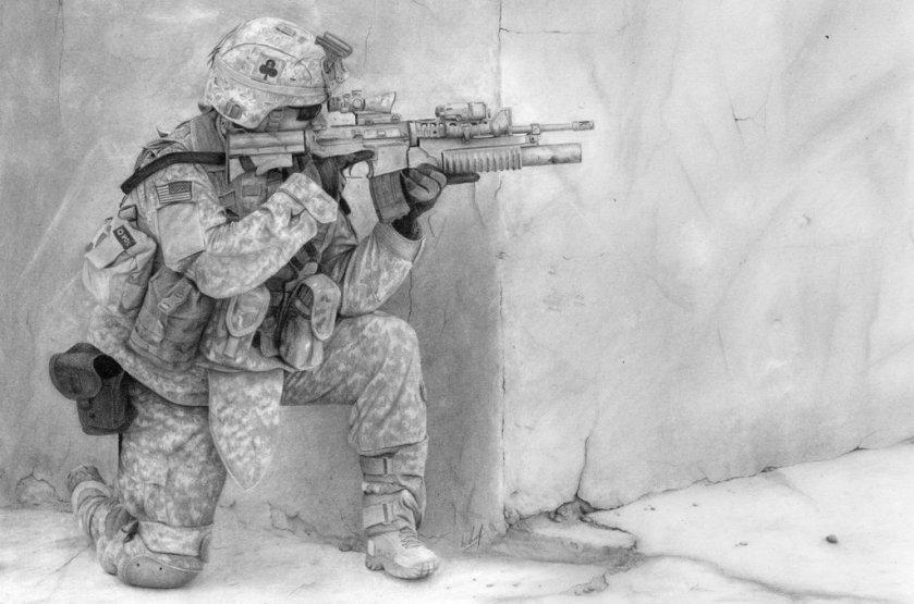 US_Soldier_by_williamleafe