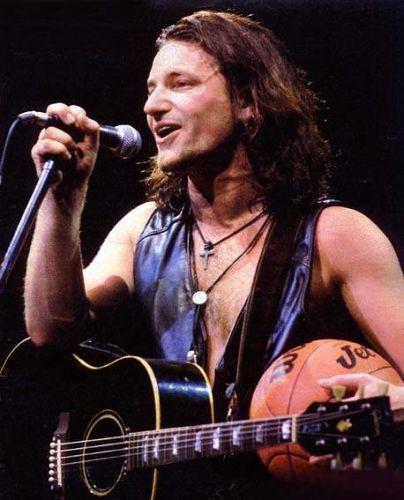 Bono-hair